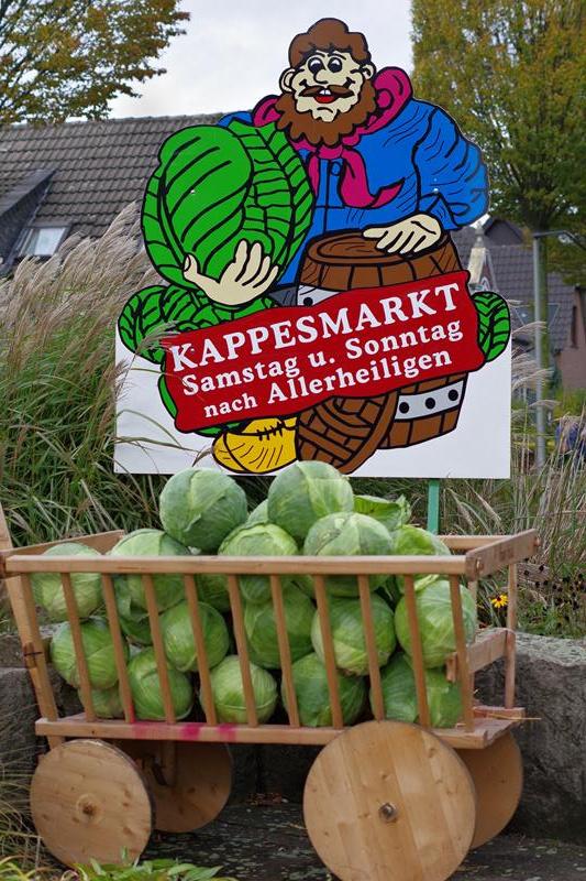 Kappesmarkt in Raesfeld